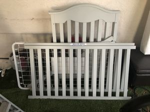 Baby/Toddler Bed Frame with Mattress NEW!! for Sale in Jamul, CA