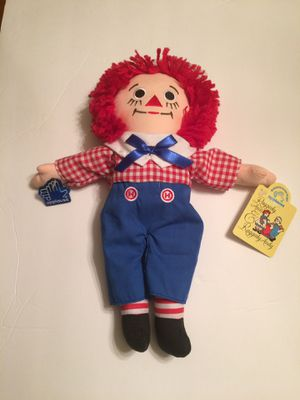 Raggedy Andy Doll for Sale in Merrillville, IN