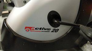 Schwinn Active 20 recumbent exercise bike for Sale in McDonald, PA