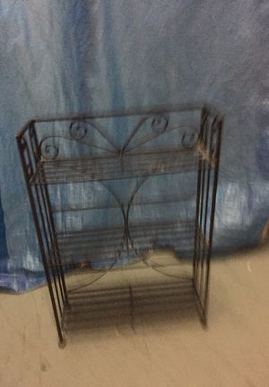 Small metal shelf for Sale in Washington, DC