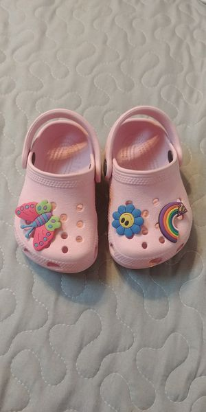 Toddler croc for Sale in Davenport, IA
