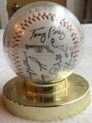 1983 Philadelphia Phillies Signed Baseball for Sale in Wilmington, NC