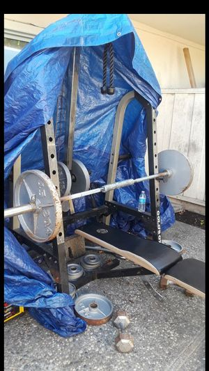 Golds Gym Weights for Sale in Hayward, CA