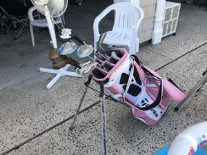 Golf bag with stand for Sale in Holmdel, NJ