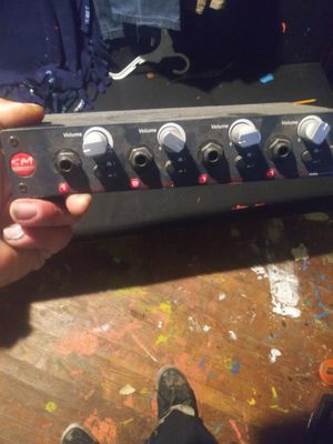 Sm pro audio interface for Sale in West Covina, CA