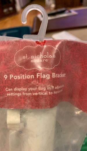 9 position Flag Bracket for Sale in Anaheim, CA