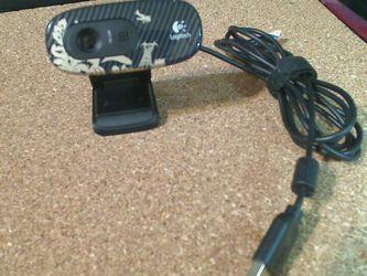 Logitech HD 720p Webcam for Sale in Easley,  SC