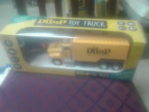 The Dump Toy Truck ...w/ Remote Control for Sale in Norfolk, VA