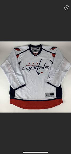 Washington Capitals NHL Reebok Premier Jersey for Sale in Young, AZ