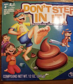 Dont step on it kids game for Sale in Wheat Ridge, CO