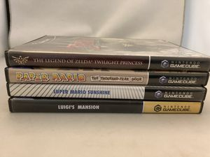 GameCube Game Lot for Sale in San Diego, CA