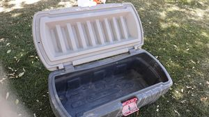 Rubbermaid 48gal. Storage Container for Sale in Las Vegas, NV