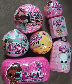 Lol Surprise Dolls for Sale in Mesa, AZ