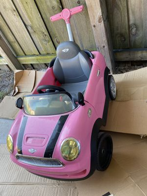 Mini Cooper push stroller for Sale in Carol City, FL