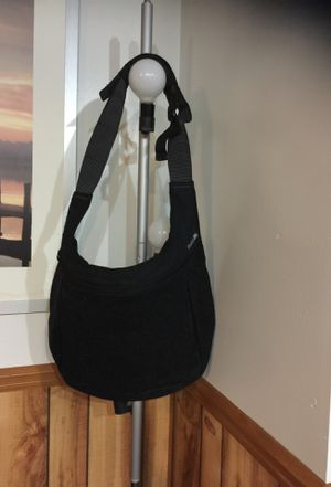 Armani messenger over the should bag for Sale in Dearborn Heights, MI