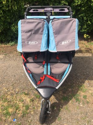 Pending - BOB Flex Double Stroller - GREAT condition!a for Sale in Portland, OR