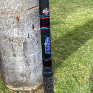 Seeker 8' XH 40-60 Black Steel Graphite for Sale in Escondido, CA
