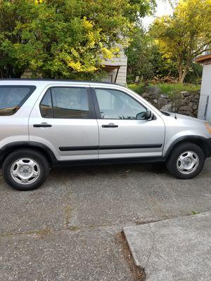 Honda crv 2003 for Sale in Seattle, WA