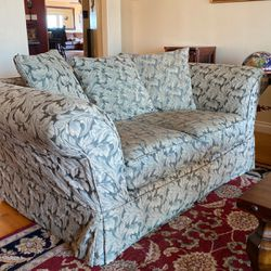 Slip Cover Sofa And Love Seat + Another Slip Cover! for Sale in Spring Valley,  CA