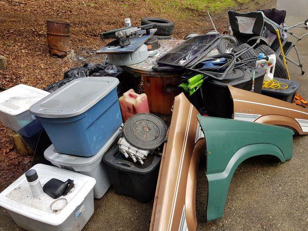 86-93 Mazda Bseries truck parts