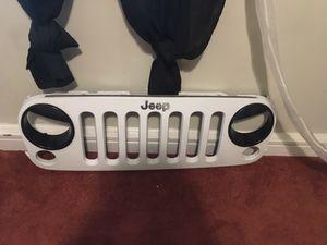 Jeep grill for Sale in Ashburn, VA