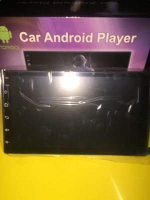 """7 """" inch Android double din (New) WIFi Navigation for Sale in Great Falls, VA"""