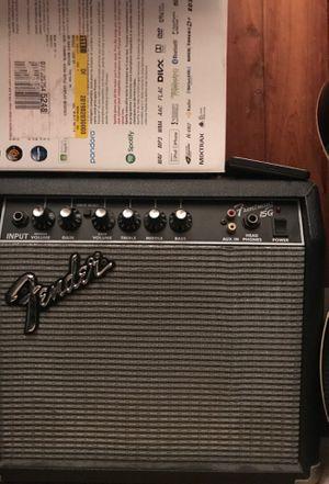 Fender Frontman 15G Amp for Sale in Long Beach, CA