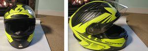 Scorpion exo r2000, hi viz helmet for Sale in Seattle, WA