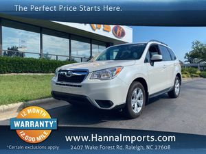 2014 Subaru Forester for Sale in Raleigh, NC