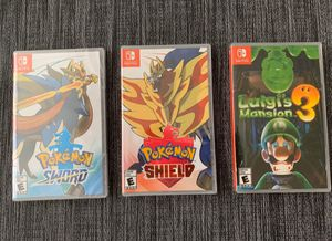 Sealed switch games for Sale in Hyattsville, MD