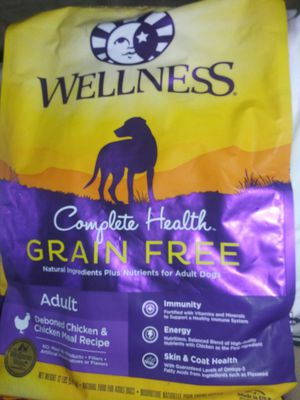 5 STAR WELLNESS AND CORE DOG AND PUPPY FOOD for Sale in Portland, OR