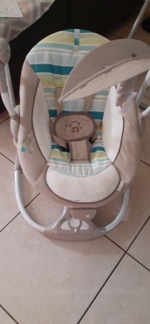 Baby swing for Sale in St. Petersburg, FL