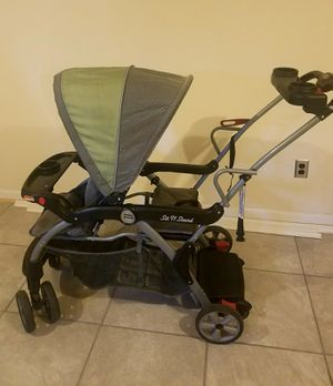 Baby Trend Sit & Stand Stroller - Like New for Sale in Harpers Ferry, WV