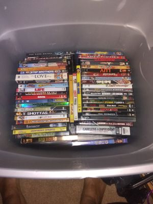 43 DVDs for Sale in Stone Mountain, GA