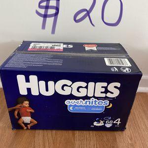 Huggies Talla 4 for Sale in Cumming, GA
