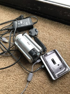 Sony 30gb handycam. Hard disk drive digital for Sale in Monroe, WA