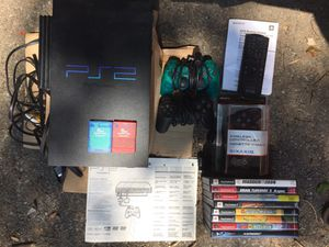 PS2 complete set for Sale in Gaithersburg, MD