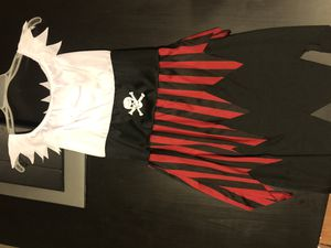 Women's small pirate dress for Sale in Simi Valley, CA