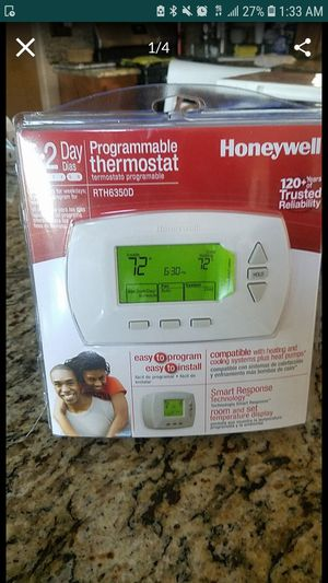 NEW Thermostat in box!! for Sale in Riverside, CA