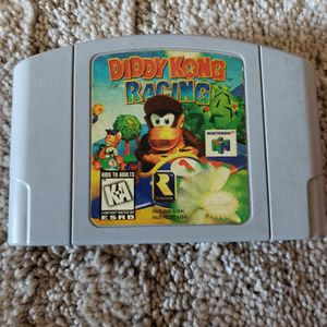 Diddy Kong Racing for Sale in Downey, CA