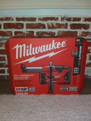 Milwaukee HAMMER VAC (6 Left!) for Sale in Los Angeles, CA