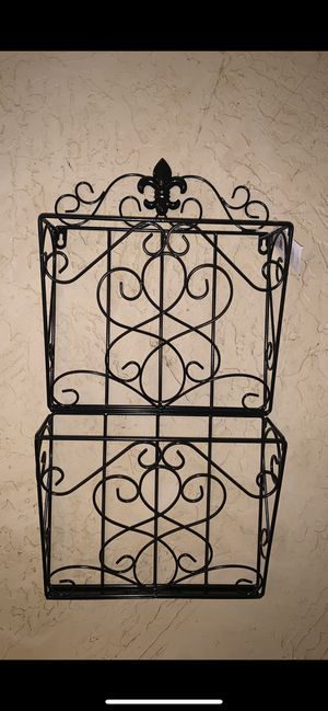 Black Magazine Rack - Brand New with Tags!! for Sale in Amarillo, TX
