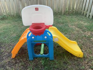 Step2 Game Time Sports Climber and Slide for Sale in Miami, FL