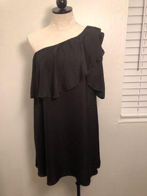 Spirit Of Grace Black One-Shoulder Women's Dress Size S for Sale in Alameda, CA