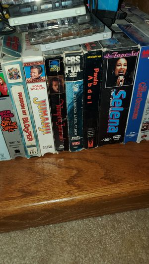VCR movies for Sale in Lakewood, CO