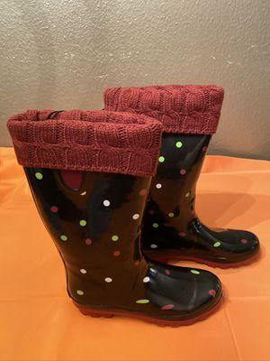 Boots, Black Rain for Sale in Largo, FL