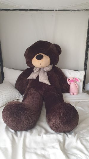 Huge teddy bear!To good hands :) for Sale in Santa Monica, CA