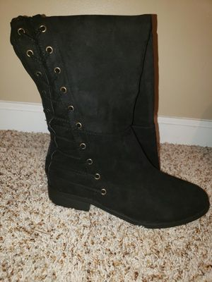Just fab knee high boots for Sale in Fayetteville, NC