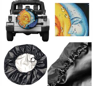 Brand New Car Tire Cover Sun Moon Spare Wheel Tire Cover for Sale in San Diego, CA
