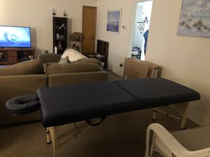 FitMaster Portable Massage Table for Sale in Auburn, WA